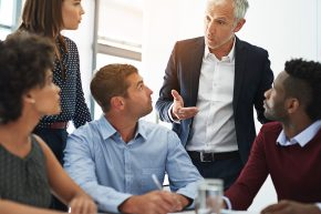 CRM Solution vs. Salesperson