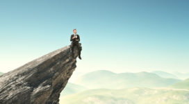 Salespeople as Entrepreneurs: Risk And Security