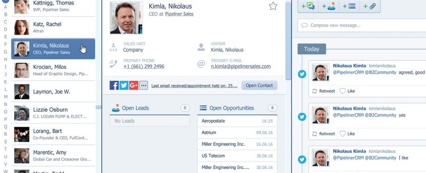 How to Use Contact Management Software for Sales