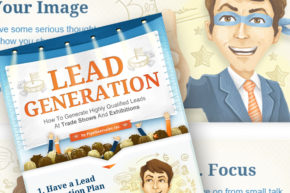 How To Generate Highly Qualified Leads At Trade Shows And Exhibitions [INFOGRAPHIC]