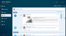 Pipeliner CRM Adds More than 20 Features and Product Enhancements