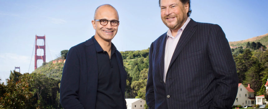 Microsoft Embraces Salesforce: Top Experts Weigh In on What It Means for Enterprise CRM