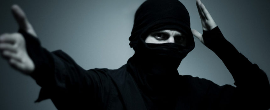6 Small Ninja Skills for the Socially Challenged