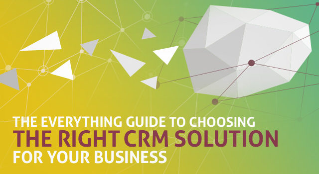 Choosing a Small Business CRM Solution