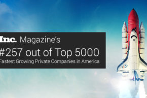 Pipeliner Ranks #257 on Inc. 5000 List of Fastest-Growing Companies