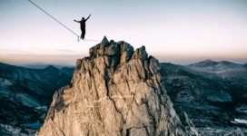 Salespeople: Whatever Happened to Taking Risk?