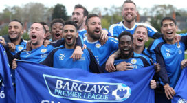 How is Leicester City Football Club Like Pipeliner CRM?