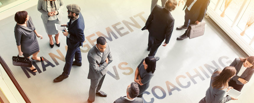 """Sales Management vs. Sales Coaching""—and Other Falsehoods"