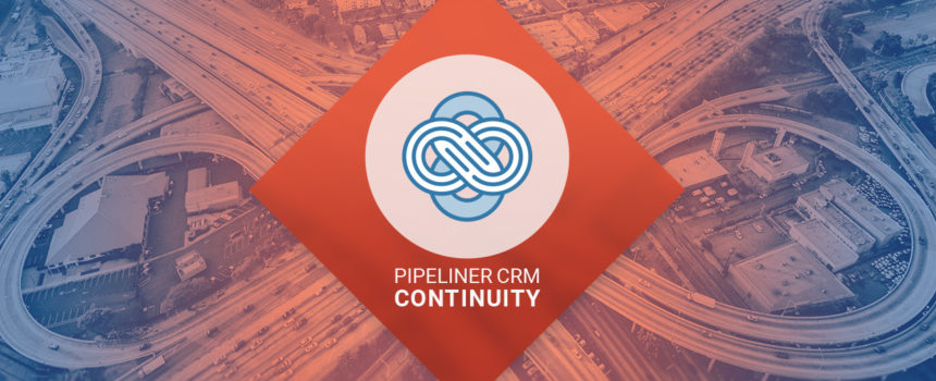 Pipeliner CRM Continuity: Streamline and Supercharge Sales Activities