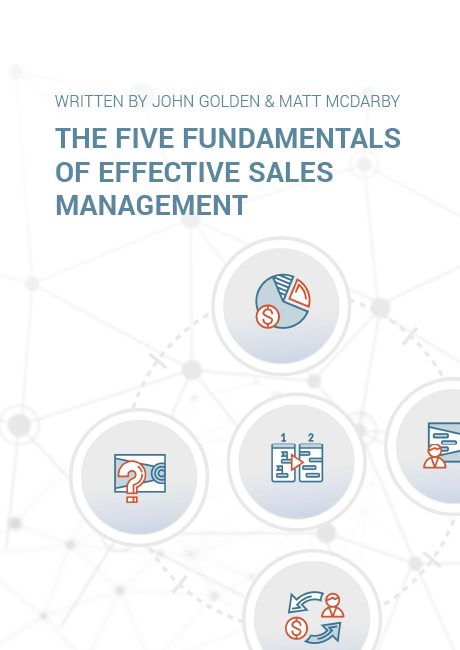The Five Fundamentals of Effective Sales Management