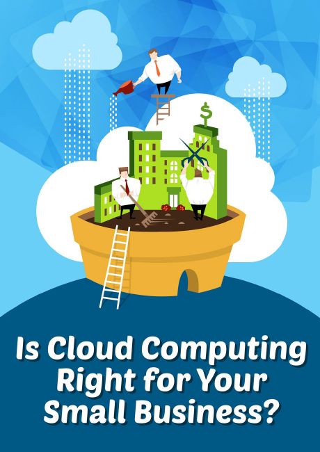 Is Cloud Computing Right for your Small Business