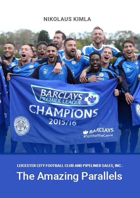 Leicester City Football Club and Pipeliner CRM