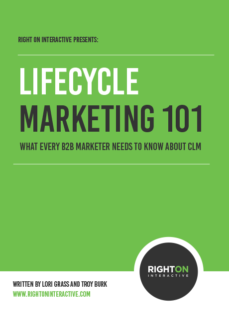 eBook: Lifecycle Marketing 101
