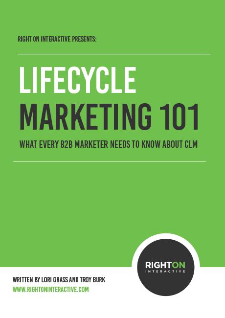 eBook: Lifecycle Marketing 101