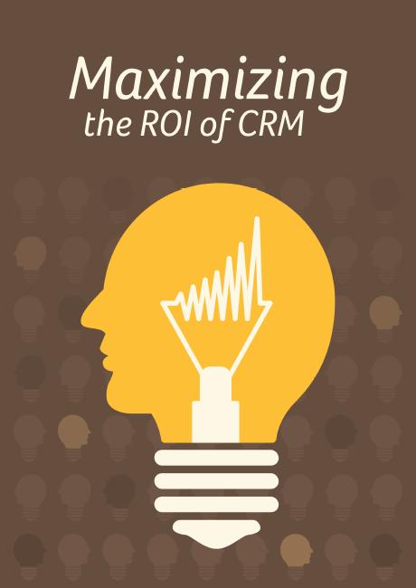 Maximizing the ROI of CRM