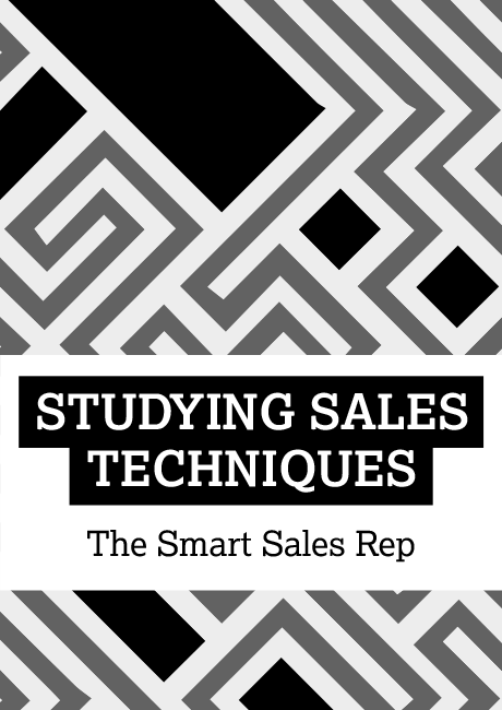 Studying Sales Techniques