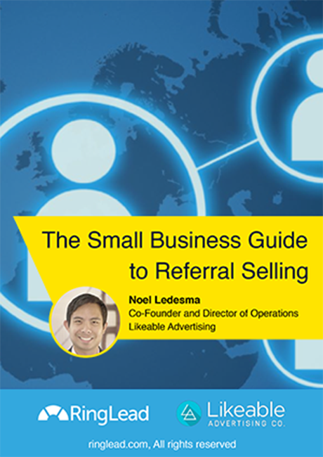 The Small Business Guide to Referral Selling