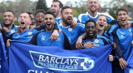Leicester City Football Club and Pipeliner Sales, Inc.: The Amazing Parallels