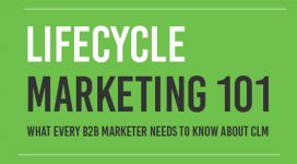 eBook: Lifecycle Marketing 101: What Every B2B Marketer Needs to Know about CLM
