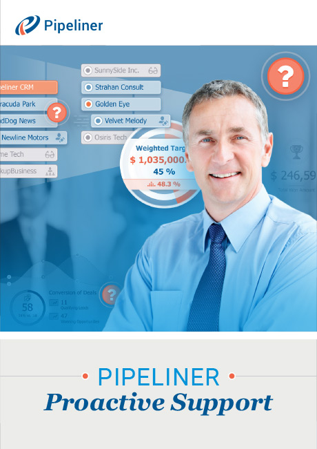 Pipeliner: Proactive Support
