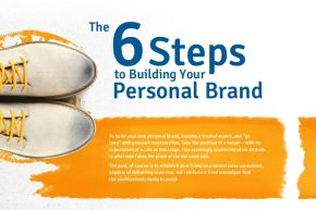 6 Steps to Building Your Personal Brand: The Checklist