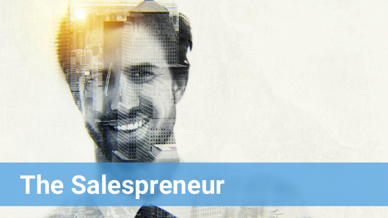 The Salespreneur