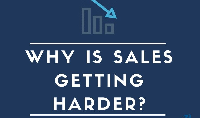 Slide Deck: Why is Sales Getting Harder?