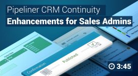 "Pipeliner CRM ""Continuity"""