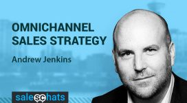 #SalesChats #9: Omnichannel Sales Strategy Andrew Jenkins