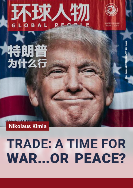 Free ebook: Trade: A Time for War...or Peace?