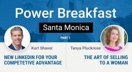 "Kurt Shaver ""The New LinkedIn and Gaining Competitive Advantage"""