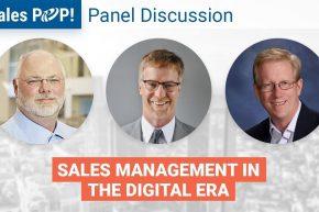 Webinar: Sales Management in the Digital Era
