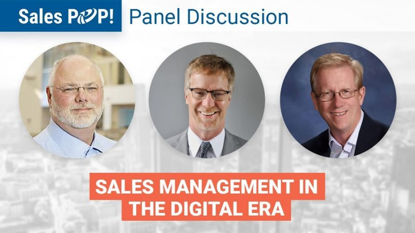 Panel Discussion: Sales Management in the Digital Era