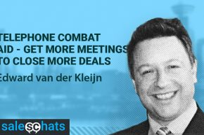 #SalesChats Ep. 25: Telephone Combat Aid with Edward van der Kleijn