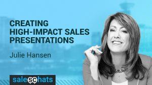 Creating high-impact sales presentations