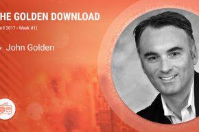The Golden Download Week #1, April 2017