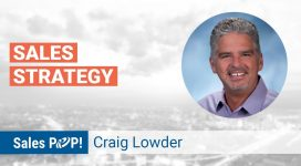 """Craig Lowder author of """"Smooth Selling Forever"""" talks Sales Strategy with John Golden"""