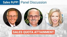Panel Discussion: Attaining Sales Quotas