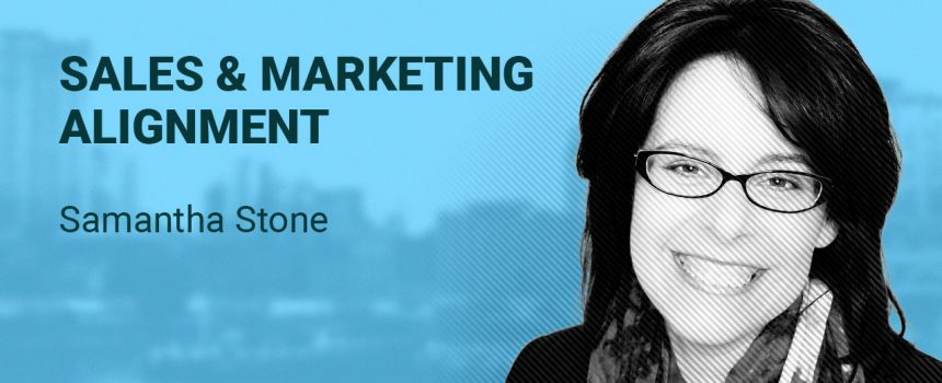 Sales And Marketing Alignment with Samantha Stone