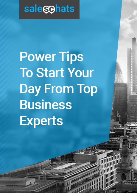 Power-Tips-To-Start-Your-Day-From-Top-Business Experts ...