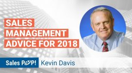 Kevin Davis: Sales Manager's Guide to Greatness