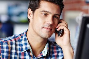 Off the Cuff: 1 Great Rule for Cold Calling Executives