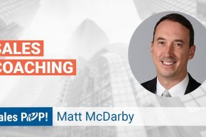 Matt McDarby Talks Sales Coaching