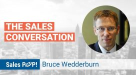 Bruce Wedderburn: Sales Training and the Sales Conversation