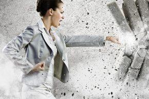 Slapping Back at Negative Attitudes on Sales
