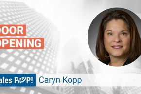 Door Opening in Sales with Caryn Kopp