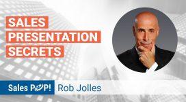 Rob Jolles Talks Sales Presentations
