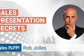 Rob Jolles Talks Sales Presentations
