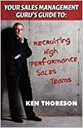 Recruiting High-performance Sales Teams Cover