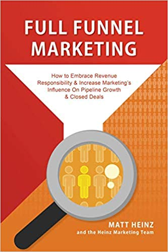 Full Funnel Marketing Cover